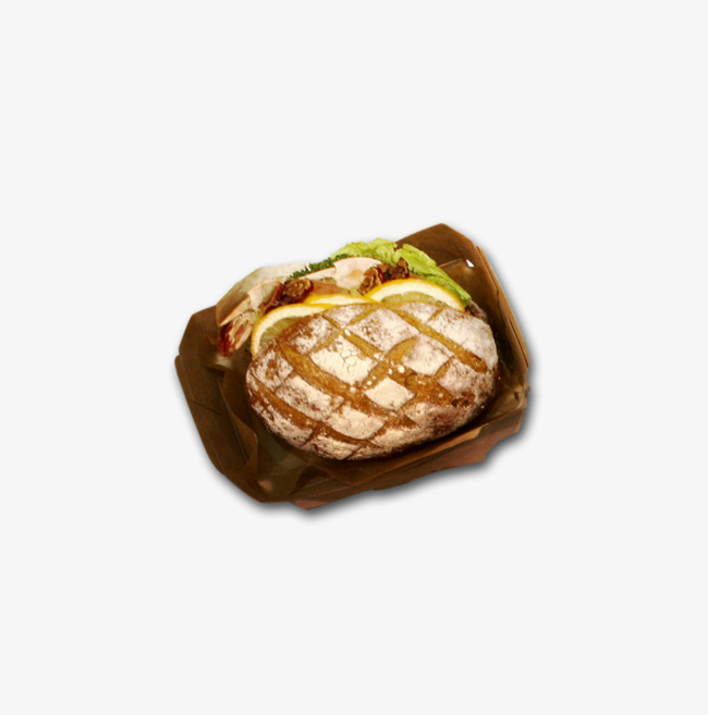 A of pineapple png. Bread clipart bread bowl