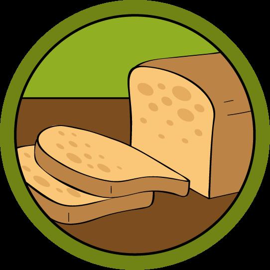 Bread clipart bread food. Free online class