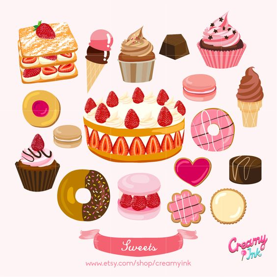 Pastry . Bread clipart bread french