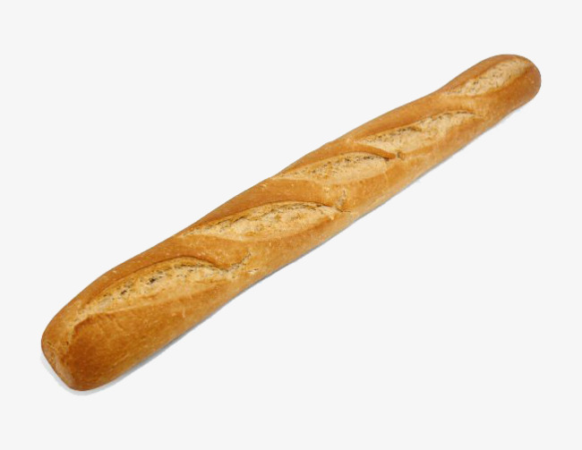Bread clipart bread french. Yellow long png picture