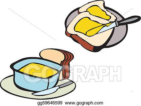 bread clipart breakfast bread