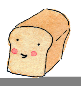 Free images at clker. Clipart bread cute