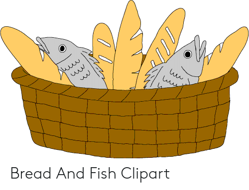 Bread clipart fish. And meme on me