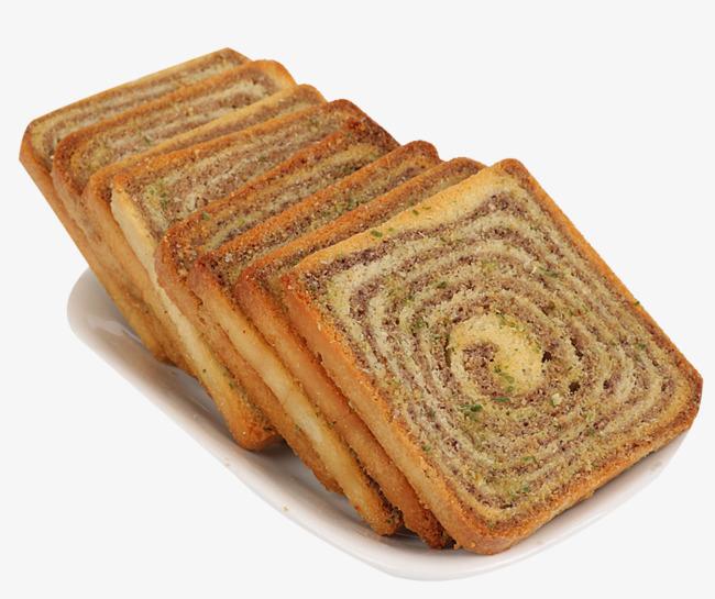 Oat grains steamed slice. Bread clipart grain
