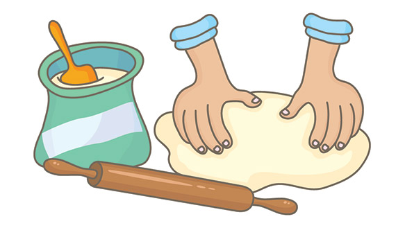 Bread clipart homemade bread. Best for people with