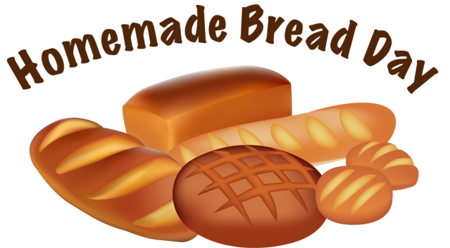 National day my stuffies. Bread clipart homemade bread