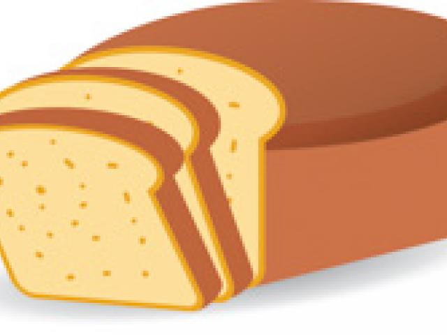 Bread clipart loaf bread. Of x making the
