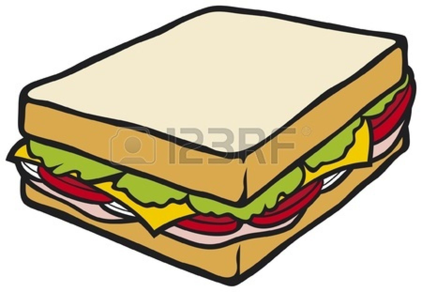 Cheese sandwich collection grilled. Clipart bread sandwhich