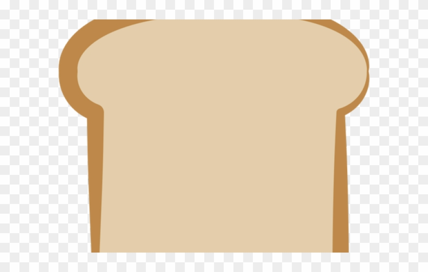 Clipart bread sliced bread. Slice of png download