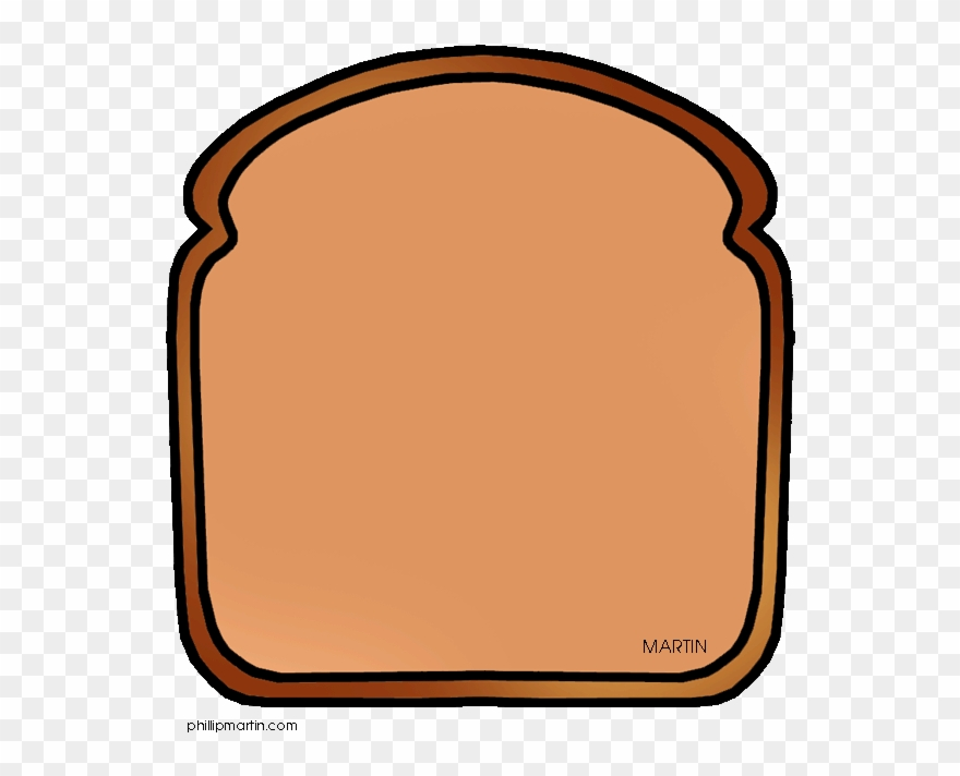 Loaf of free pages. Clipart bread slice bread