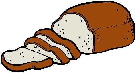 Ingenious idea in a. Bread clipart tasty bread
