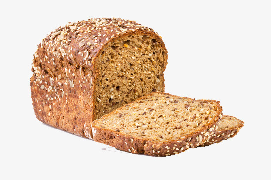 Whole food sesame png. Bread clipart wheat bread