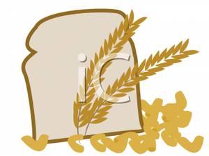 Bread clipart wheat bread. And