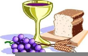 Free communion and images. Clipart bread wine