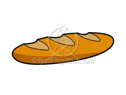 Cartoon clip art graphics. Bread clipart yeast bread