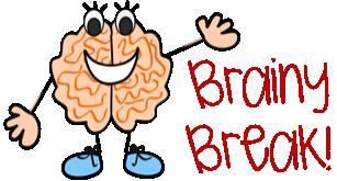 . Break clipart brain break