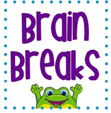 Break clipart brain break. Elkins school district videos