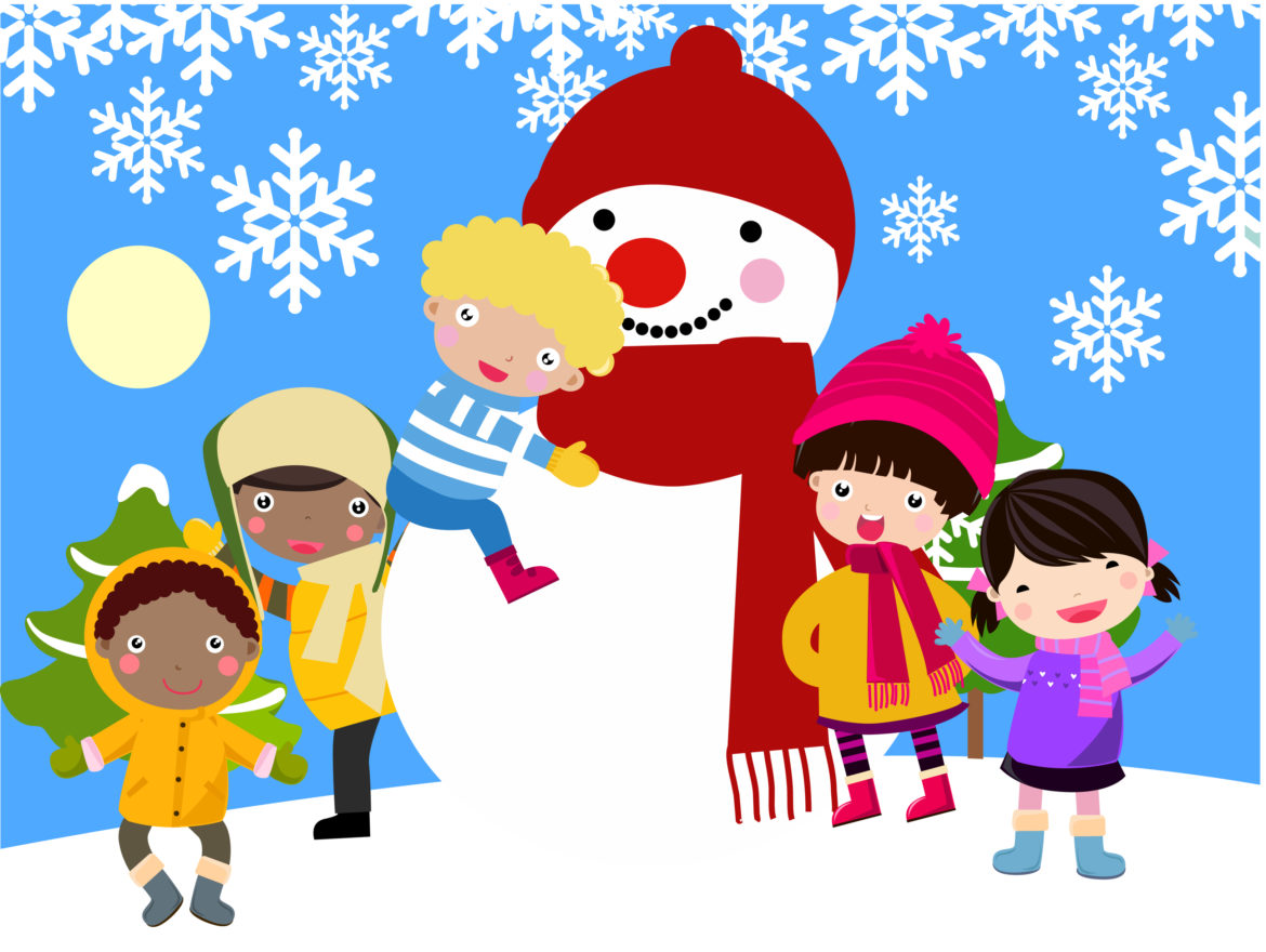 Celebrate clipart winter.  ways to put
