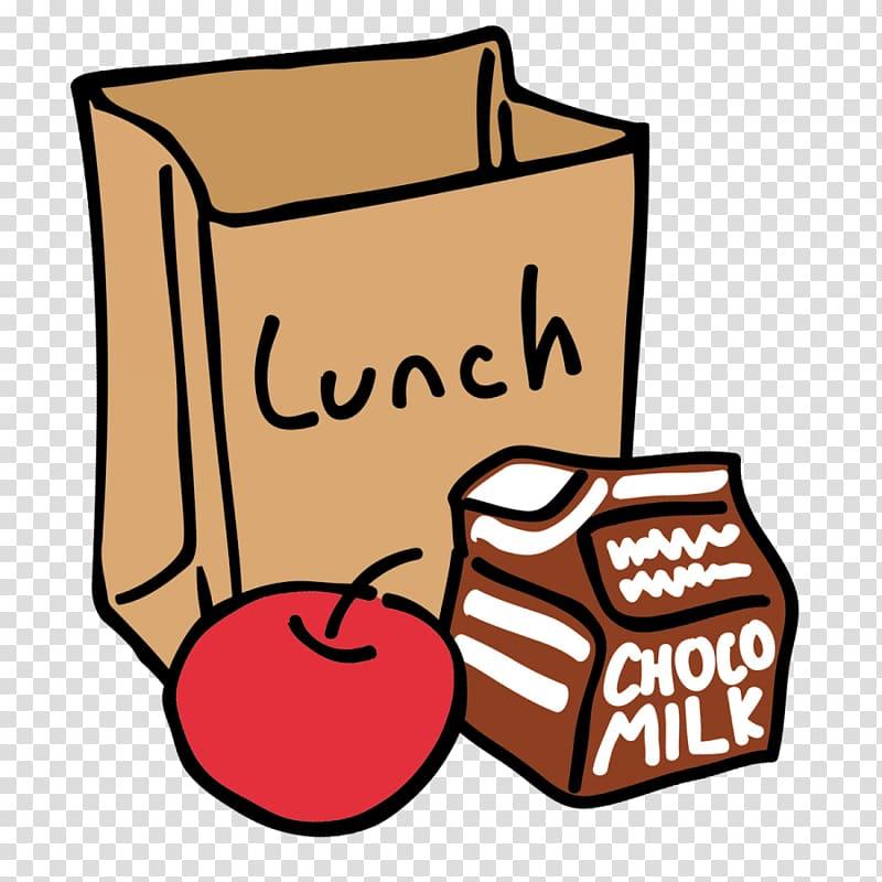 Breakfast school meal lunch. Lunchbox clipart summer