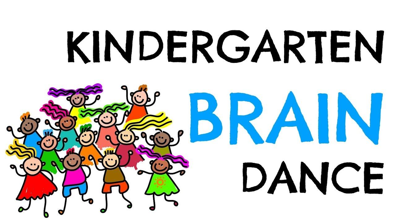 Break clipart senor. Kindergarten brain dance the