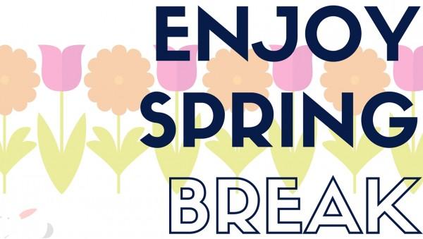 Runs march . Break clipart spring