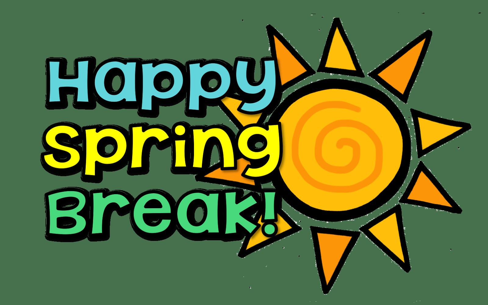 Clipart school spring break, Clipart school spring break Transparent FREE  for download on WebStockReview 2021