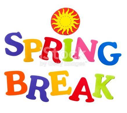 Break clipart spring. Cilpart stylist design ideas