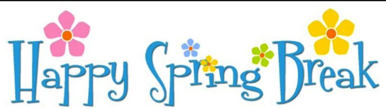 Pin by kathy jo. Break clipart spring