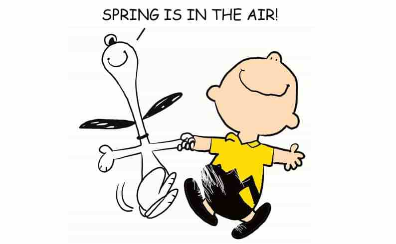 Break clipart think time. Spring should be a