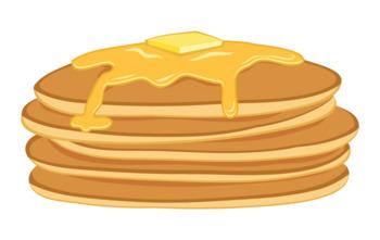 Breakfast clipart.  by mr guera