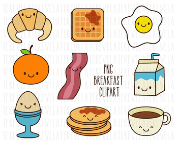 breakfast clipart