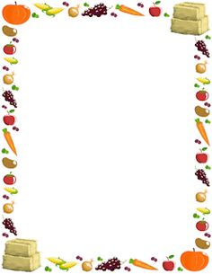 Page free downloads at. Breakfast clipart border