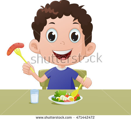 Breakfast clipart boy. Suggestions for download categories