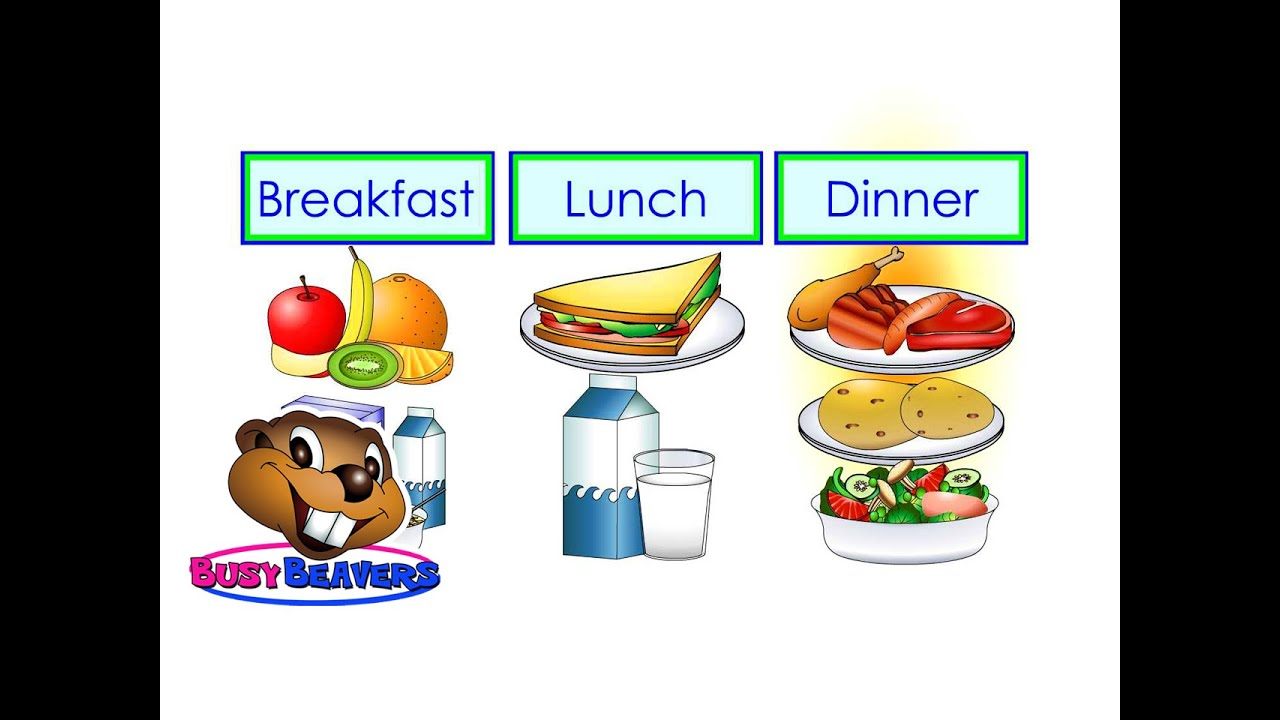 Dinner clipart 3 course meal.  breakfast lunch level