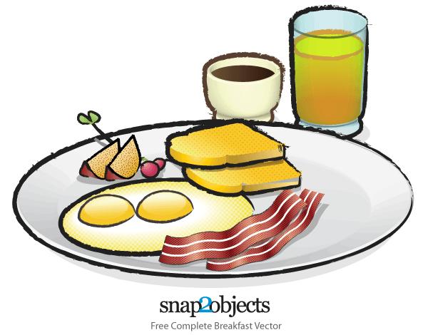 Breakfast break fast