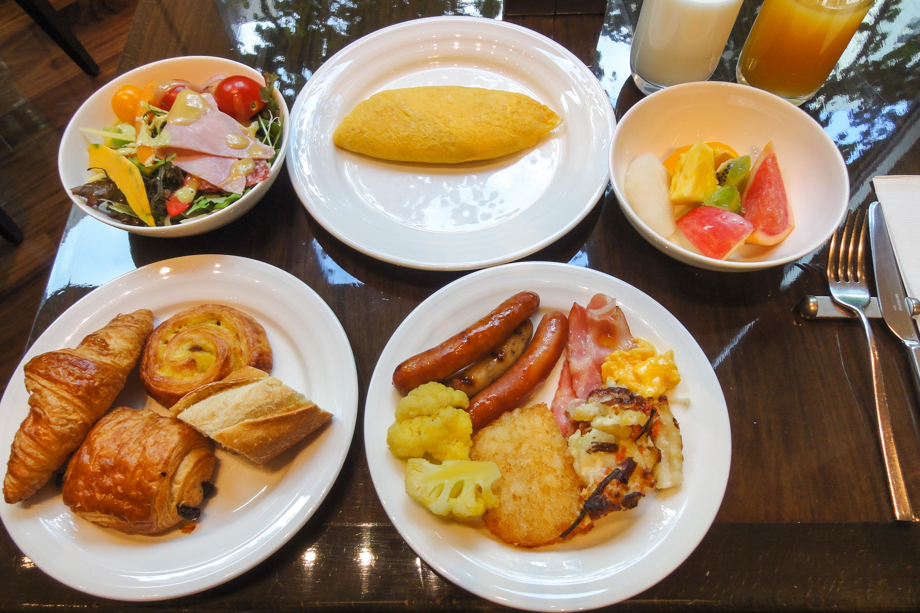 Cereal clipart hotel breakfast. File niwa tokyo buffet