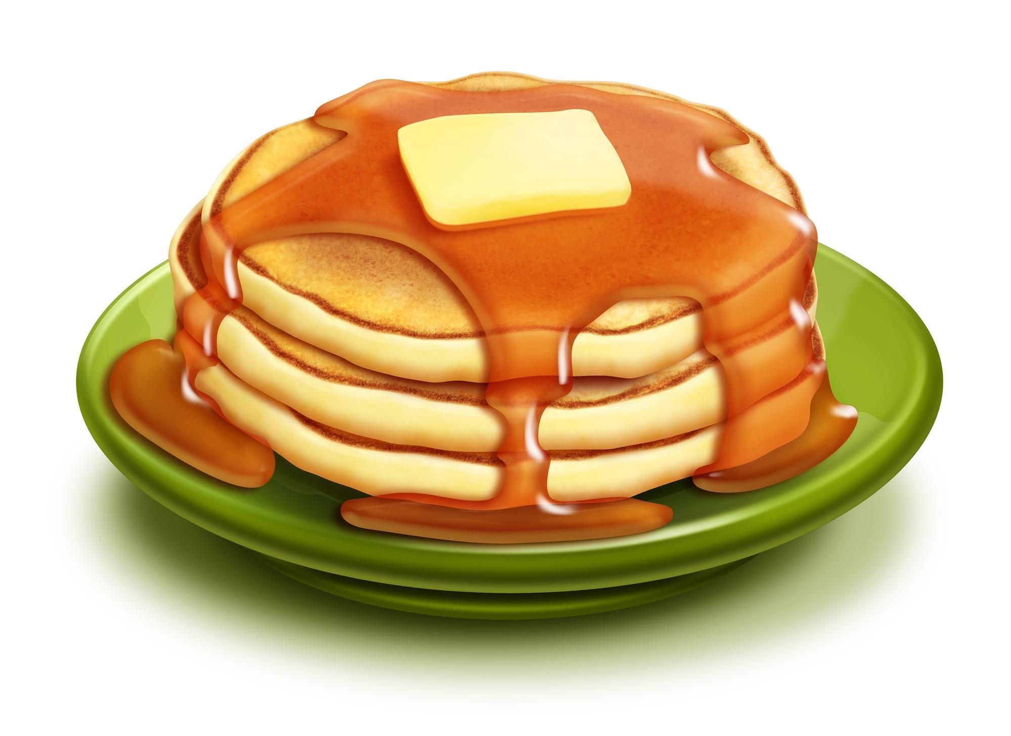 Breakfast clipart breakfast meeting. Ftc pancake tickets in