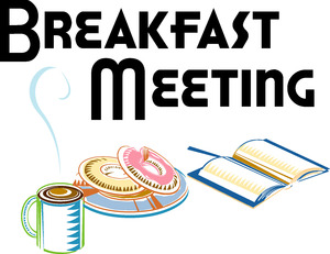 Monthly chamber immokalee of. Breakfast clipart breakfast meeting