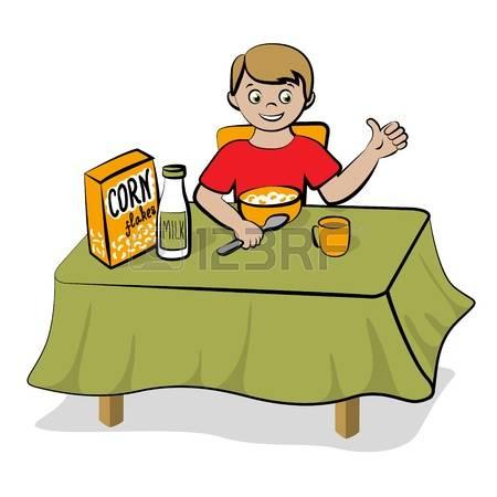 Breakfast clipart breakfast table. Have station