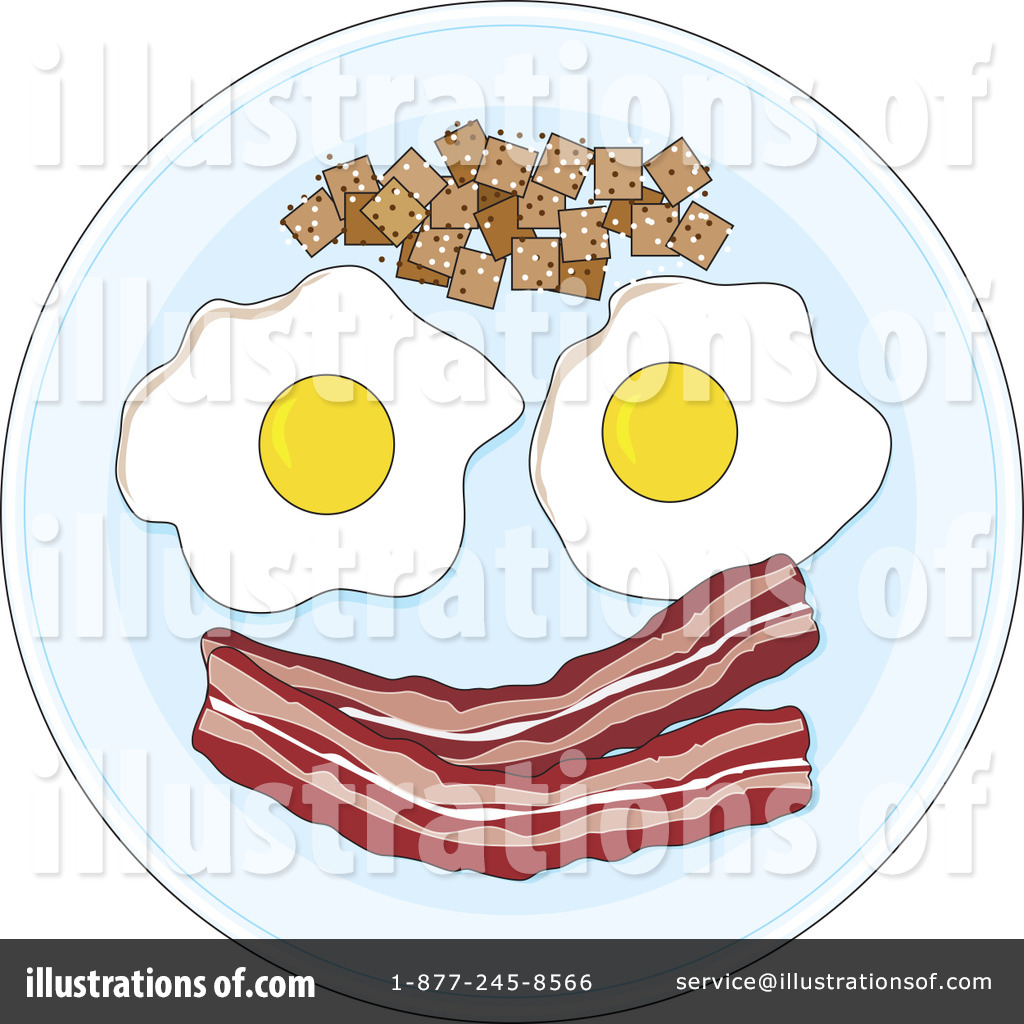 Breakfast illustration by maria. Brunch clipart food service