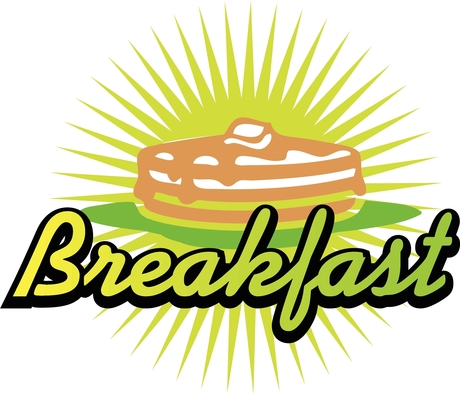 breakfast clipart church