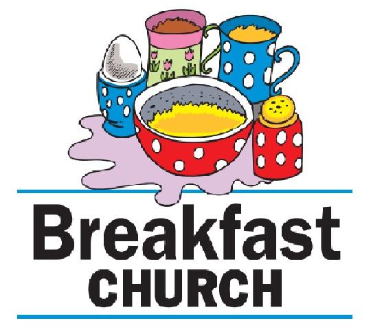 St john s broadstone. Breakfast clipart church