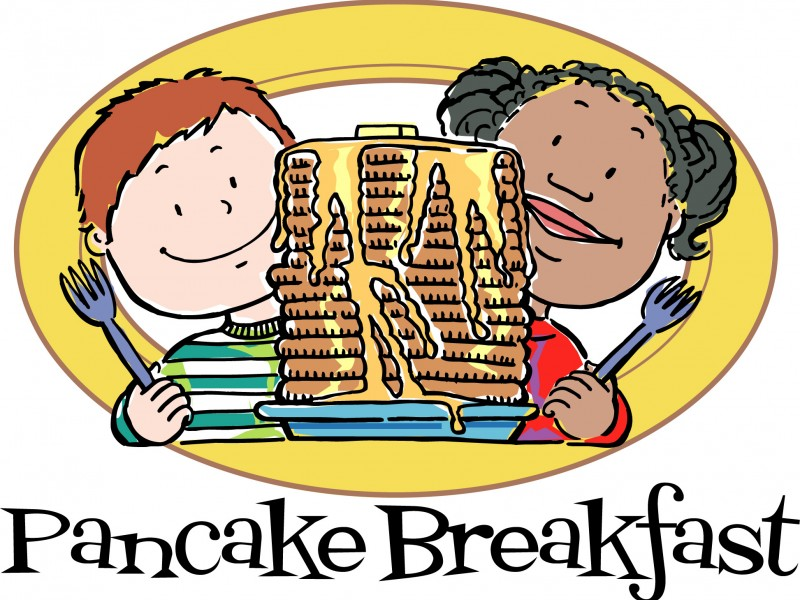Easter pancake concord nh. Breakfast clipart family