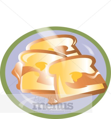 breakfast clipart french