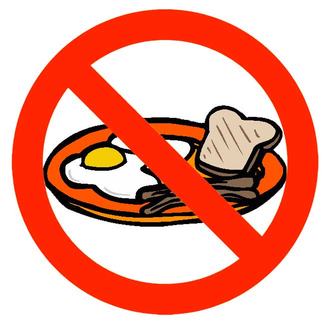 Breakfast clipart logo. Skip every day women