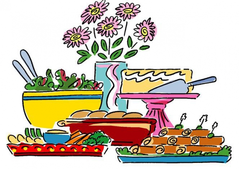 Breakfast clipart office. Spring cliparts zone