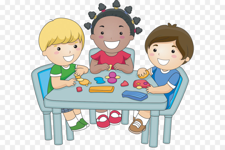 Preschool clipart. Table breakfast pre school