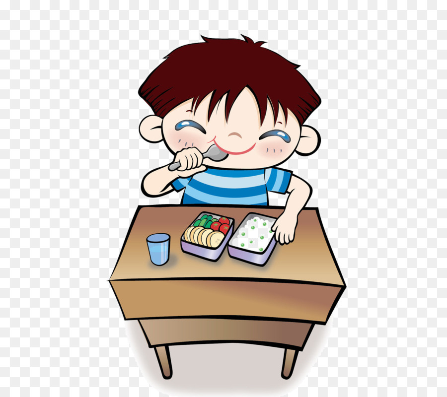 Download free png eating. Breakfast clipart student