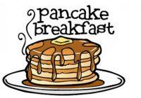 Breakfast clipart student. Pancake annual clip art