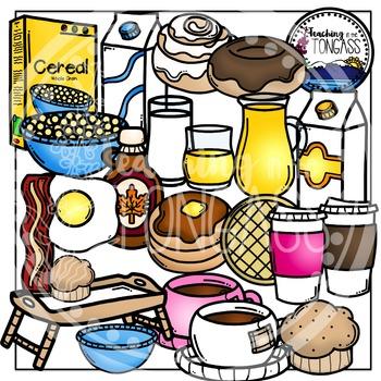. Breakfast clipart teacher